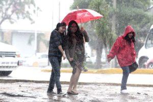 Se pronostican fuertes lluvias en la CDMX