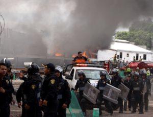 Bomberos logran combatir incendio en Iztacalco