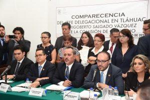 ALDF celebra que juez desechara amparo de Salgado