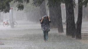 Tormenta Katia provocará tormentas en la CDMX