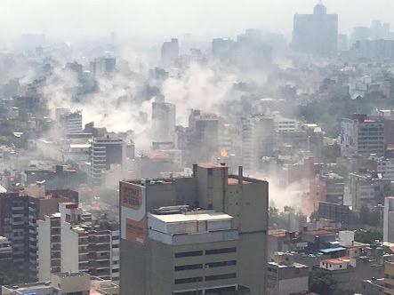 Senado aporta 50 millones a afectados por sismo