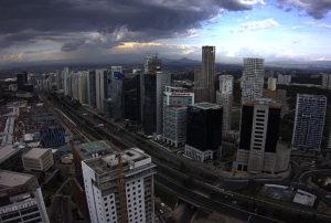 Pronostican lluvias ligeras al sur de la CDMX