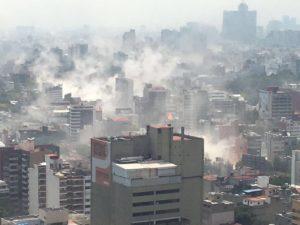 Declaratoria de emergencia en la Ciudad de México