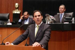 """""""El senador Pablo Escudero actuó siempre pr ..."""