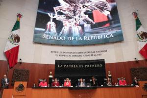 El Senado conmemora 64 aniversario del derecho del ...