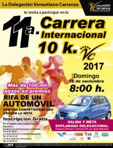 La delegación V. Carranza prepara la 11ª Carrera ...