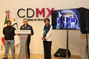 La CMDX recibirá recursos del FONREC para la reco ...