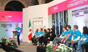 Refrenda CDMX lucha contra VIH con el concierto � ...