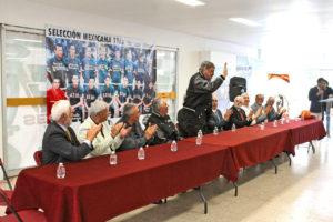 Reconoce Tlalpan a Selección Olímpica de básque ...