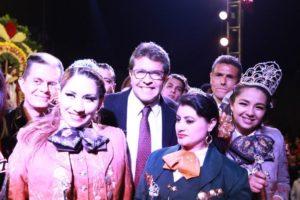 Más de mil mariachis cantan a Santa Cecilia &#822 ...