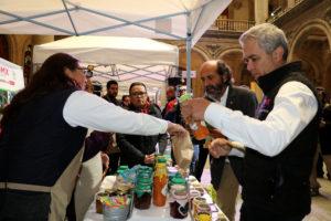 Impulsa GCDMX estrategias para garantizar alimenta ...