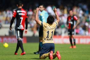 Pumas manda en la Liga MX tras la segunda jornada