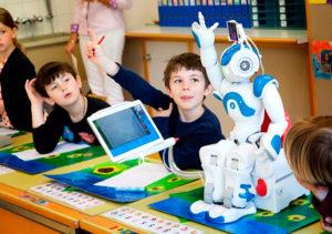 Enseñanza de la robótica a los niños, una forma ...