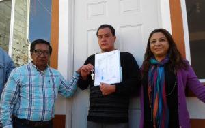Entrega Tlalpan primera vivienda construida tras s ...
